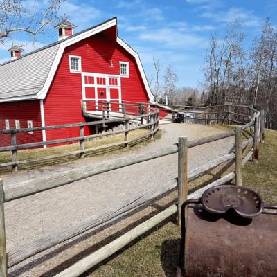 Heritage Park Barn