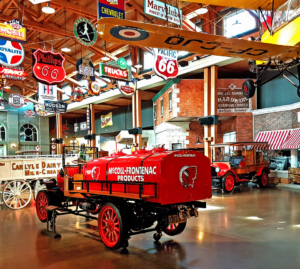 CalgaryWalks, things to do in Calgary, Calgary attractions, Calgary City Tour including Gasoline Alley Bus Tour